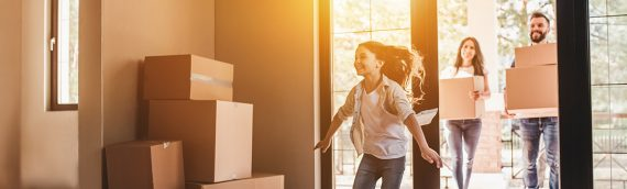 Moving Into A New Home With Children