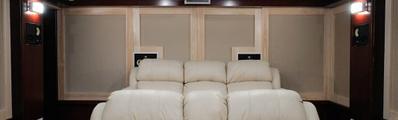 6 Essentials For An In Home Movie Theater